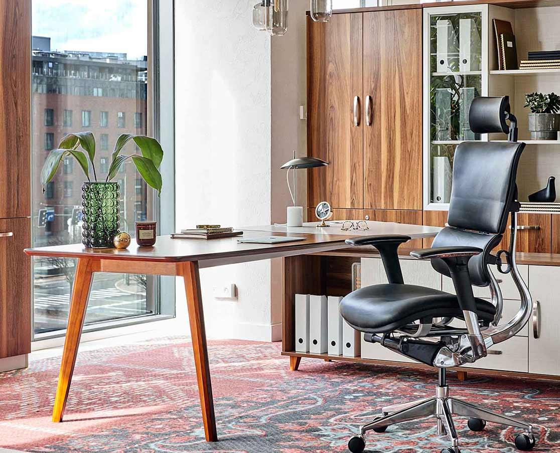 Kancelářský nábytek pro malou kancelář