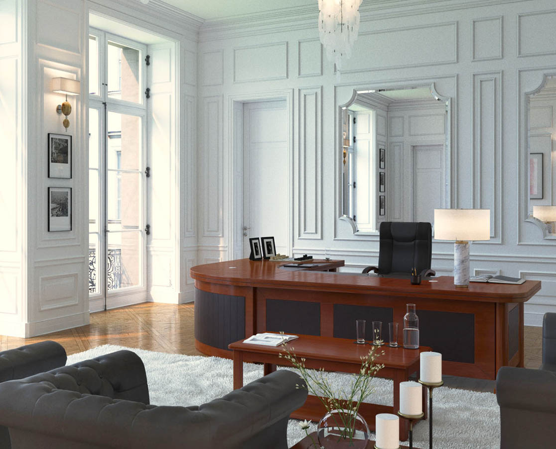 Nábytek pro advokátní kanceláře