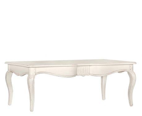 Konferenční stolek AMELIE blanc