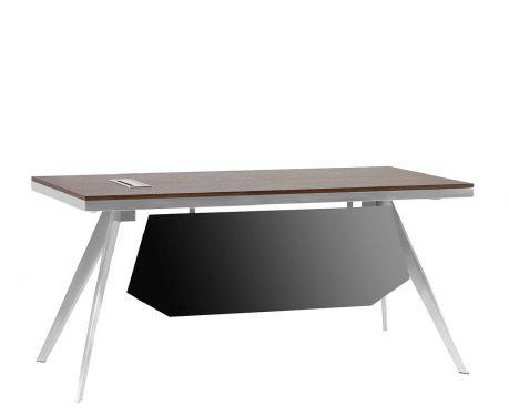 Psací stůl + komoda PLATINUM 16B 160 cm