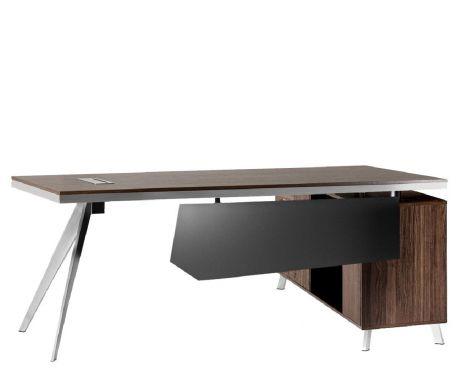 Psací stůl + komoda PLATINUM 20C 200 cm