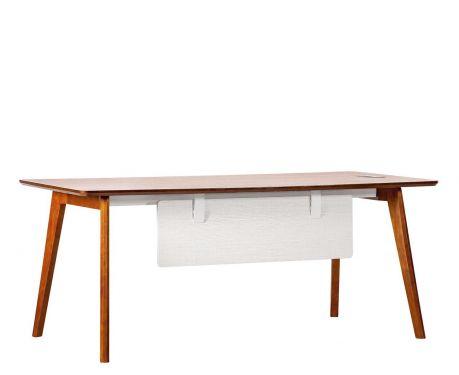 Moderní psací stůl EVOLUTIO A609B 180x85