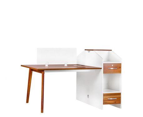 Psací stůl pro 2 pracovní místa EVOLUTIO B305-2