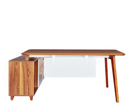 Moderní psací stůl + komoda EVOLUTIO A609 160 cm