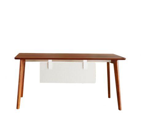 Moderní psací stůl EVOLUTIO A609B 160x80