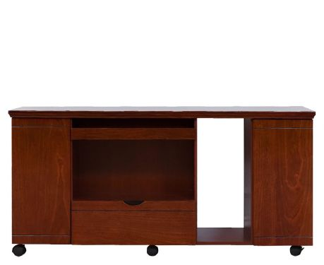 Komoda k psacímu stolu 140 cm