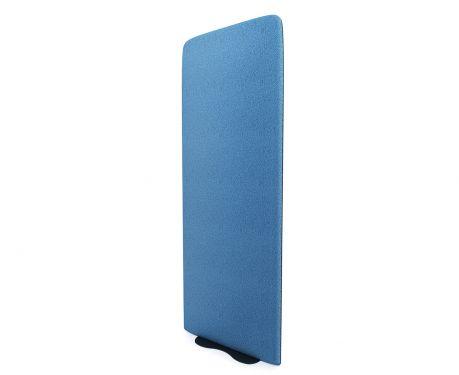 Volně stojící akustický pane 160x60 modrý