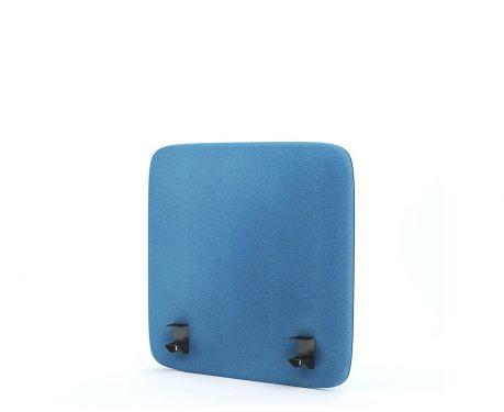 Akustický panel pro psací stůl 60x60 modrý