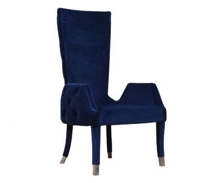Židle BLUE VELVET I