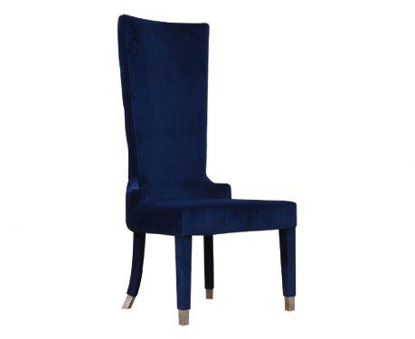 Židle BLUE VELVET III