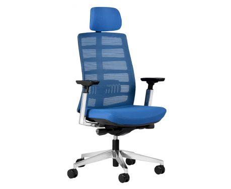 Kancelářské křeslo ECLIPTIC modré