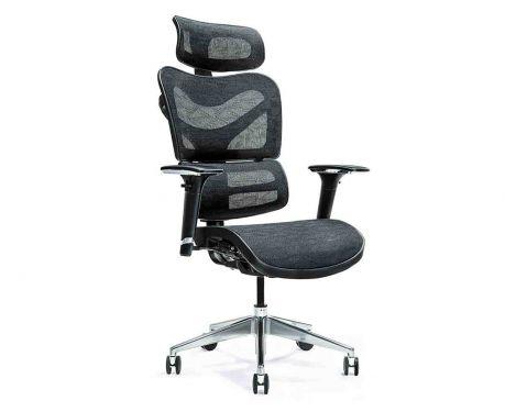 Ergonomické kancelářské křeslo ERGO 600 černé