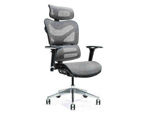 Ergonomické kancelářské křeslo ERGO 600 šedé
