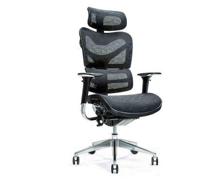 Ergonomické kancelářské křeslo ERGO 700 černé