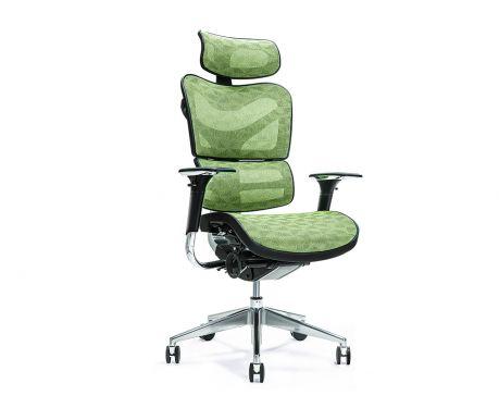 Ergonomické kancelářské křeslo ERGO 700 zelené