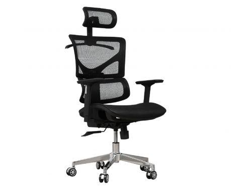 Ergonomické kancelářské křeslo ERGO 400 černá