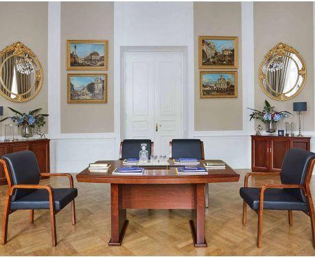 Konferenční stůl GRAF 160 cm
