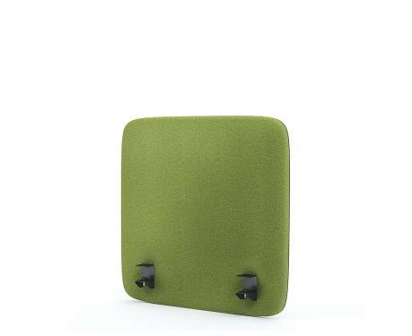 Akustický panel pro psací stůl 60x60 olivový