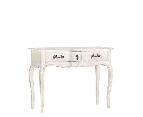 Konzolový stolek LILOU blanc
