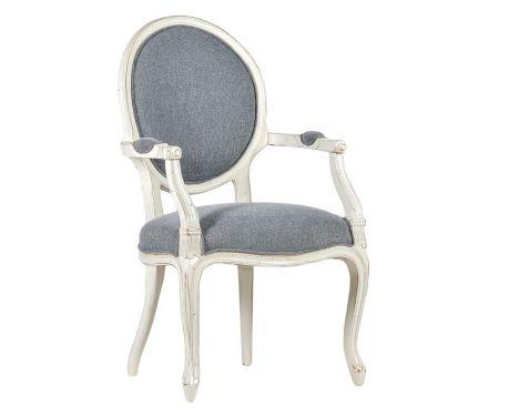 Židle MARISSA blanc