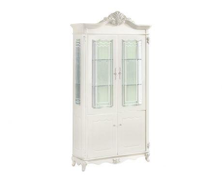 2-dveřová vitrína LA PERLE 916-2