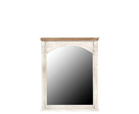 Zrcadlo PISARRO ořech / ecru