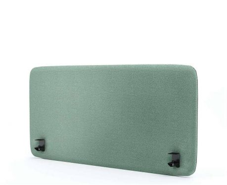 Akustický panel pro psací stůl 120x60 mátový