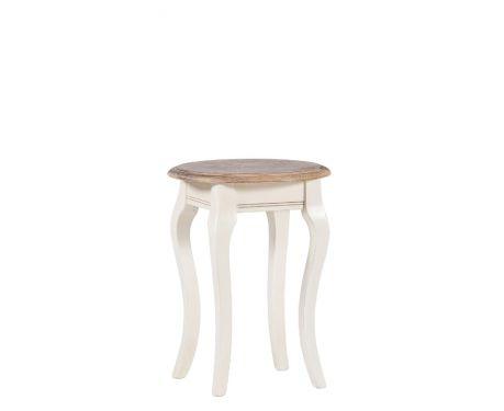 Odkládací stolek ARP ořech / ecru