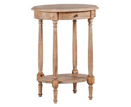 Odkládací stolek JACOB vlašský ořech