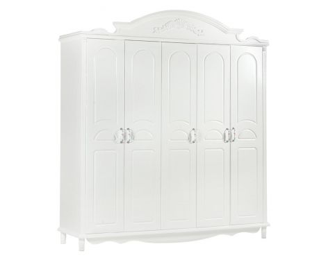 5-dveřová skříň VICTORIA 893