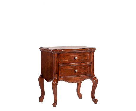 Noční stolek DOPPIO