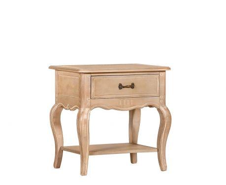 Noční stolek SOPHIE beige