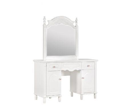 Toaletní stolek se zrcadlem VICTORIA 893