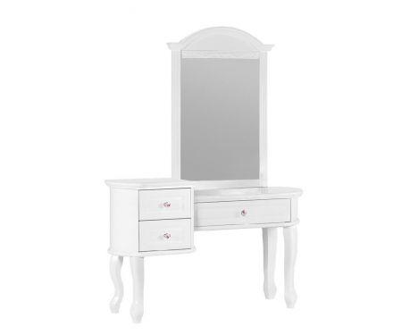 Toaletní stolek se zrcadlem VICTORIA 806