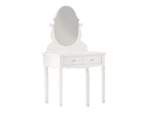 Toaletní stolek se zrcadlem VICTORIA 807