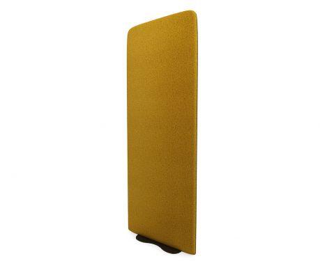 Volně stojící akustický panel 160x60 okr